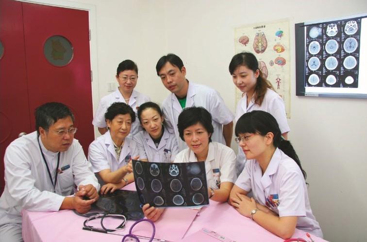 是上海交通大学医学院博士点及博士后流动站;先后